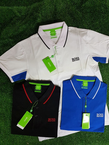 playera hugo boss