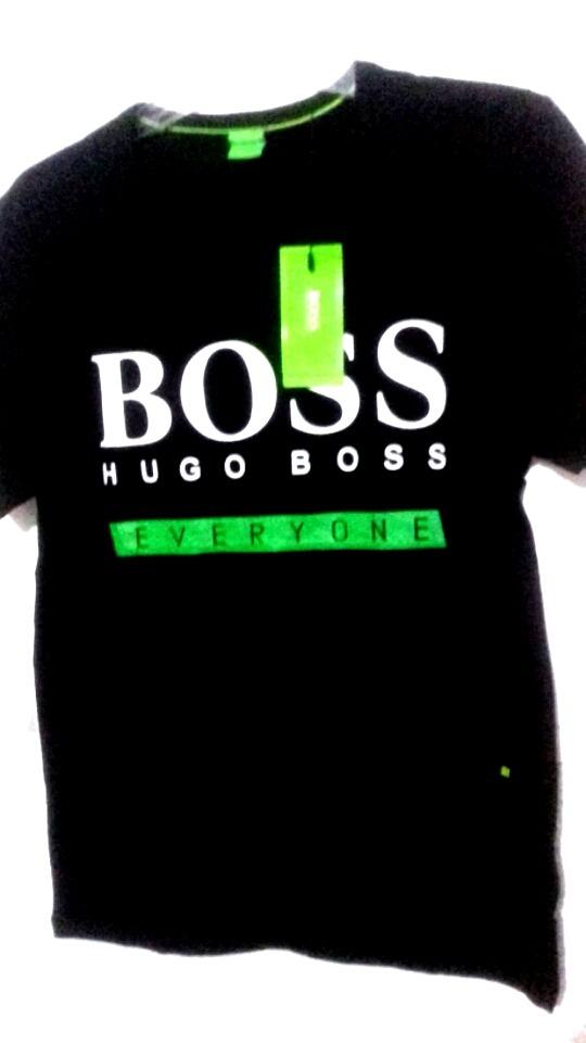 Playera Hugo Boss Green Mod. 1672 -   399.00 en Mercado Libre 8464bad2b26