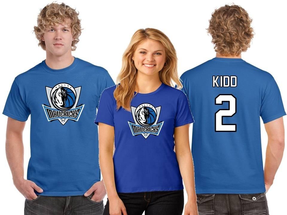 online retailer 5d683 fd04a Playera Jason Kidd Jersey Dallas Mavericks Nba