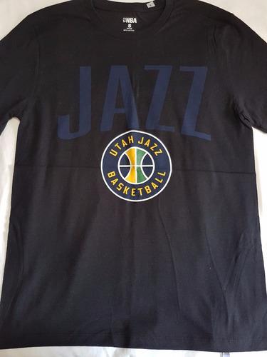 playera jazz the utah nba oficial original