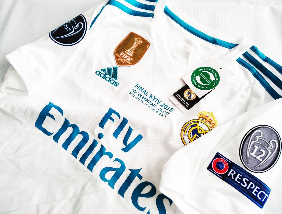 9d9392d68473e Playera Jersey adidas Real Madrid 2017-18