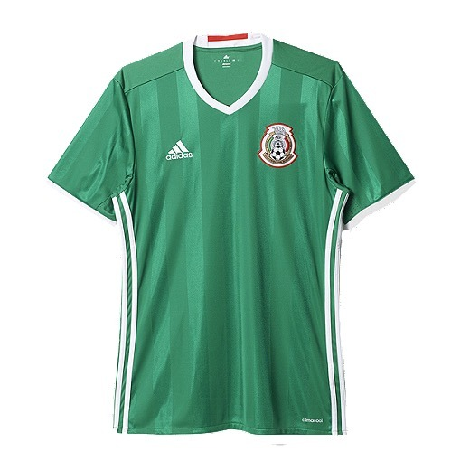 0964f3535 Playera Jersey adidas Seleccion De Mexico Local Remate 2017 ...