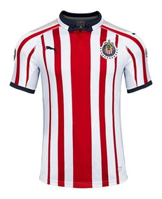 online store 63fae b3e65 Playera Jersey Aficionado Chivas 2018 - 2019 Original 100%