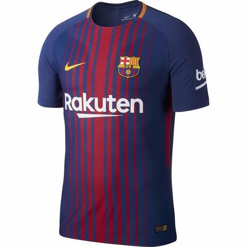 playera jersey barcelona 2017-18, messi! nueva con etiquetas