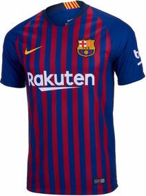zapatos deportivos baratas zapatos para correr Playera Jersey Barcelona 2018-19, Messi! Nueva Con Etiquetas