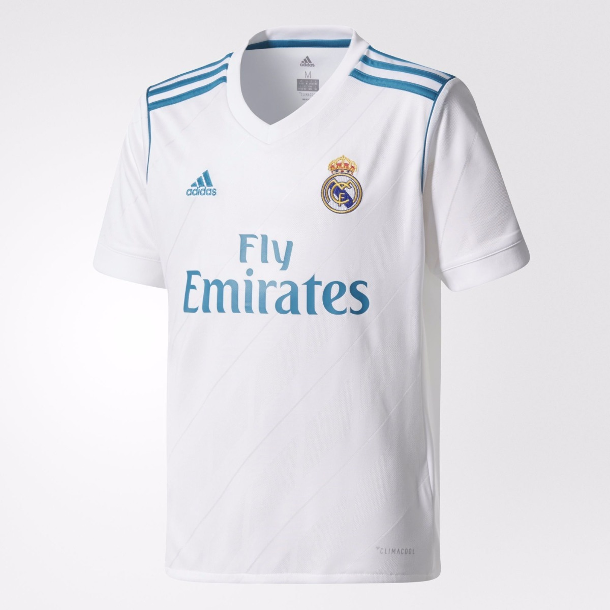 c6c079d2c00a4 playera jersey local real madrid 17 18 adidas p95985 maillot. Cargando zoom.