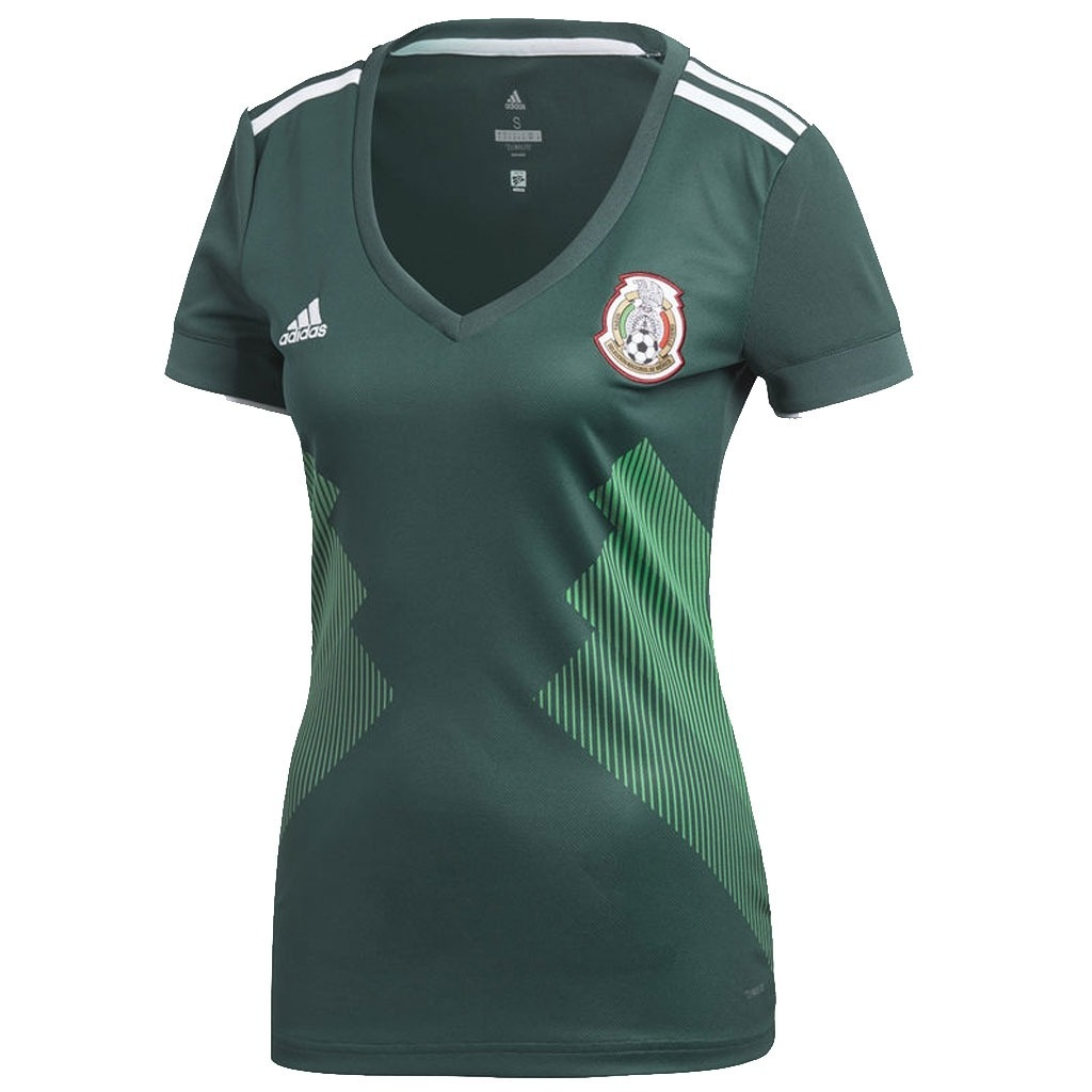 Playera Jersey Mexico Mundial b8702ded7ac34