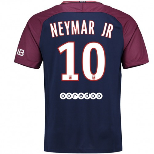 playera jersey paris saint germain psg 2017 18 neymar. Black Bedroom Furniture Sets. Home Design Ideas