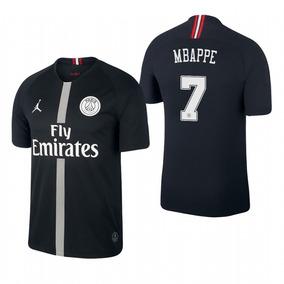 0a84ffeb Playera Jersey Paris Saint Germain Psg Jordan, #7 Mbappe