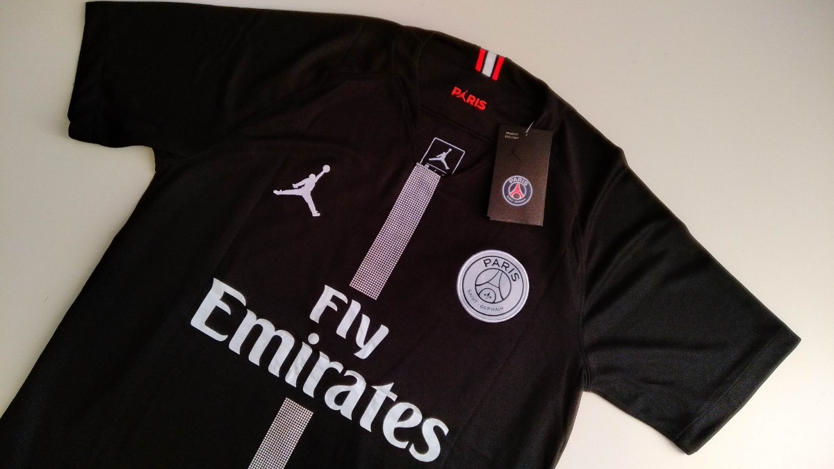 new style 9235d cf7d5 Playera Jersey Paris Saint Germain Psg Jordan, #7 Mbappe