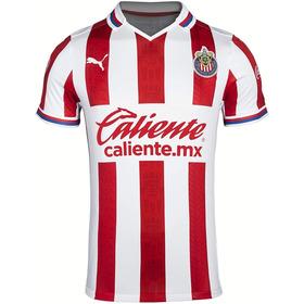 Playera Jersey Puma De Chivas Del Guadalajara  2020-2021