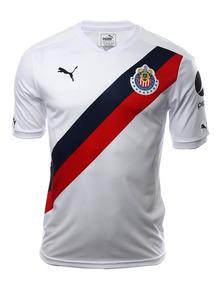 Playera Jersey Puma De Las Chivas Guadalajara De Visitante