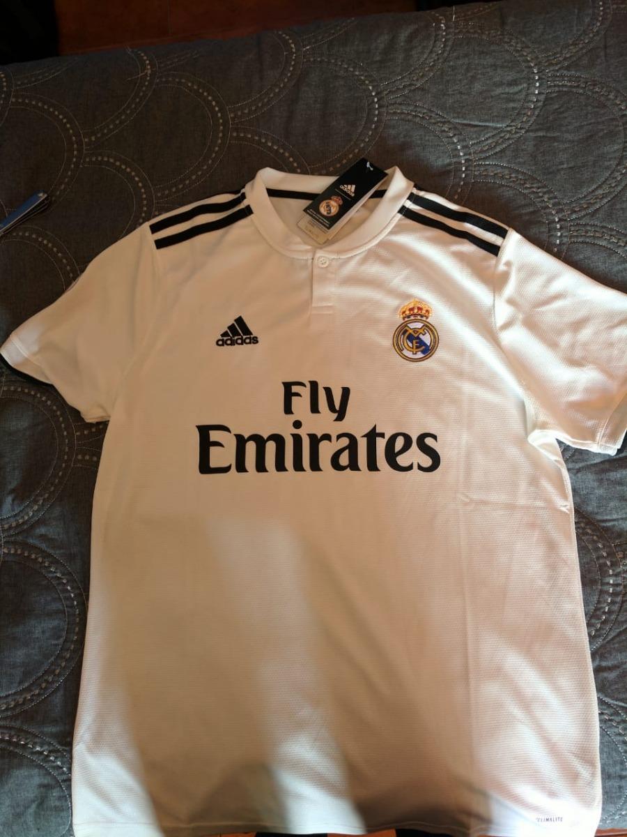 b750f18987cae playera jersey real madrid 18 19 adidas local champions. Cargando zoom.