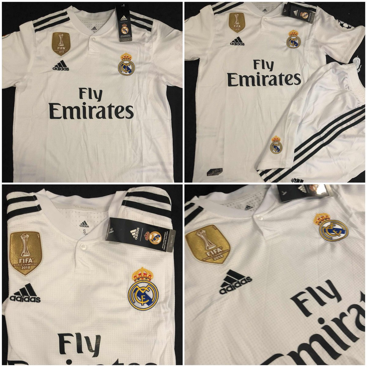 041c6f80fc04a playera jersey real madrid 2019 nueva local short gratis. Cargando zoom.
