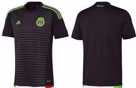 playera jersey selección mexicana adidas niño
