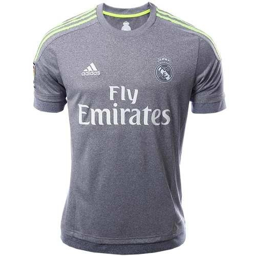 playera jersey visitante real madrid 15/16 adidas aa2219