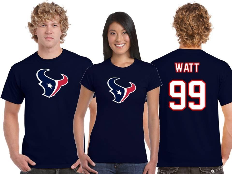 new style 10ad3 dad08 Playera Jj Watt Jersey Houston Texans Nfl