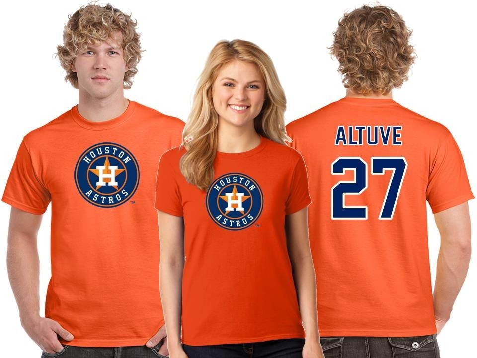 newest 676b1 cca3c Playera Jose Altuve Jersey Houston Astros Mlb