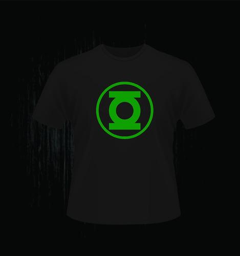 playera linterna verde