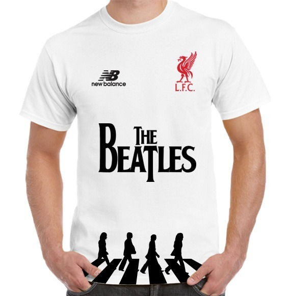 88d10f5bd Playera Liverpool Fc Edición Especial The Beatles Alienwall ...