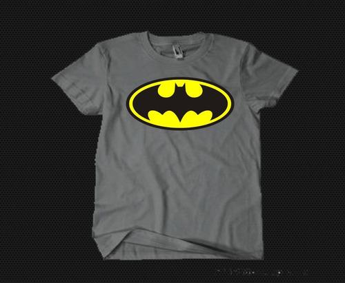 playera logo batman