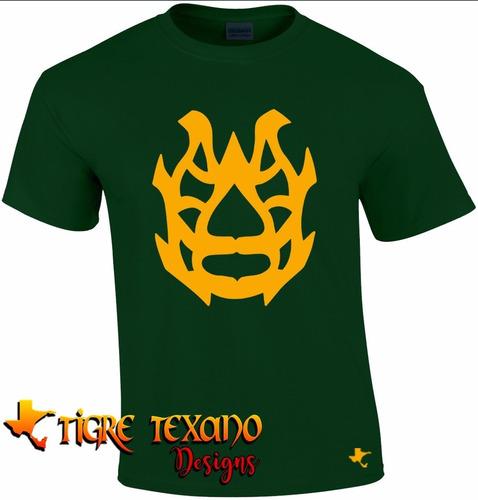 playera lucha libre fishman          by tigre texano designs