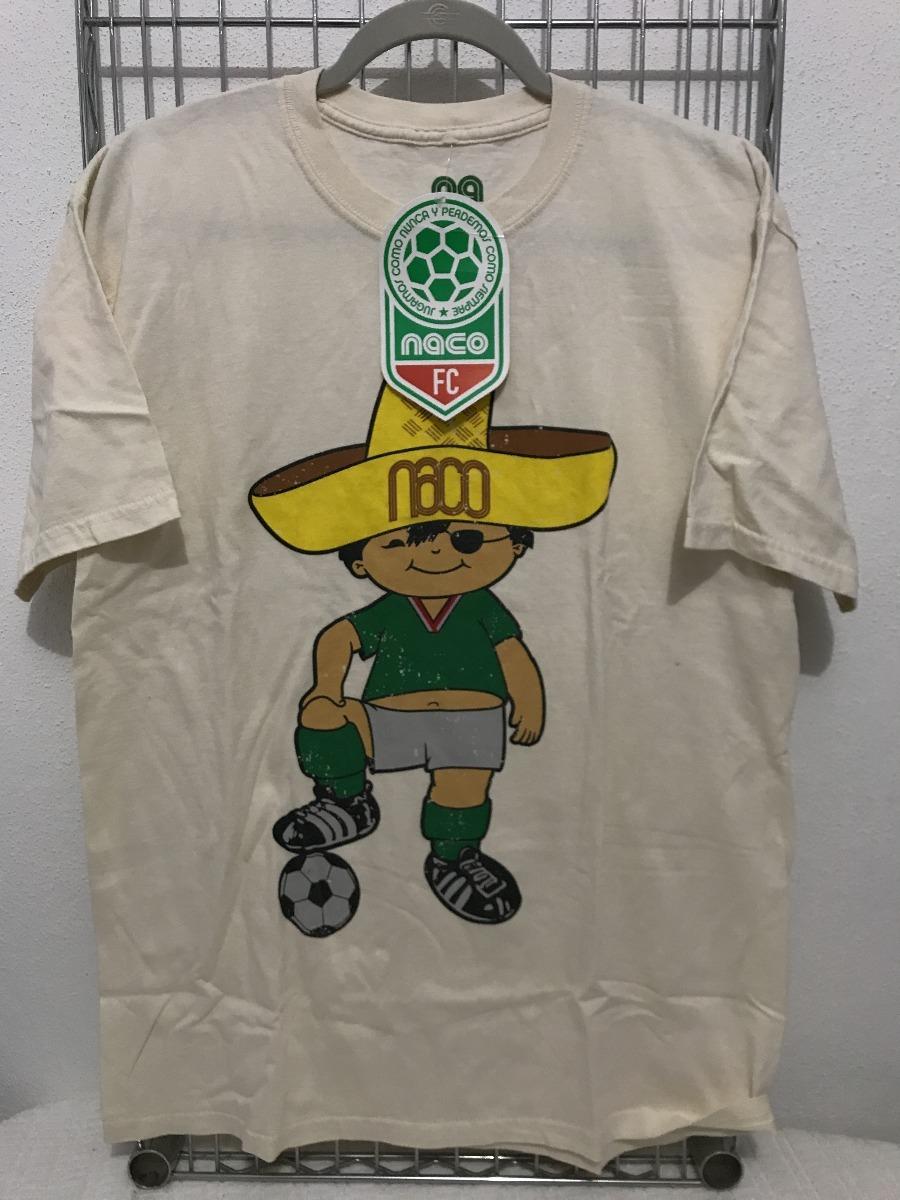 8647d02db52f6 Playera Marca Naco Original Juanito México 1970 -   399.00 en ...