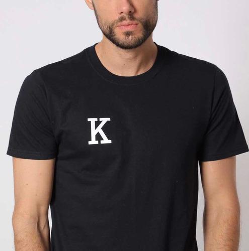 playera marca t-shirts t/ mediana k i n g nueva.