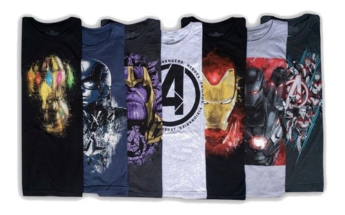 playera mascara de latex war machine  avengers endgame