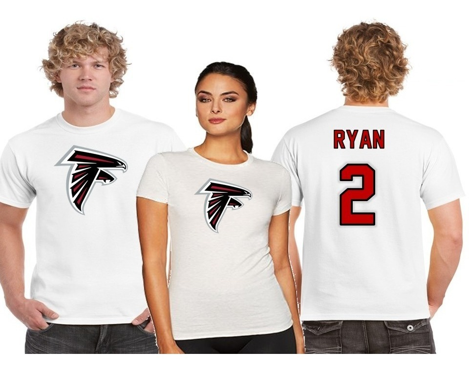 super popular c3955 b7784 Playera Matt Ryan Jersey Atlanta Falcons Nfl