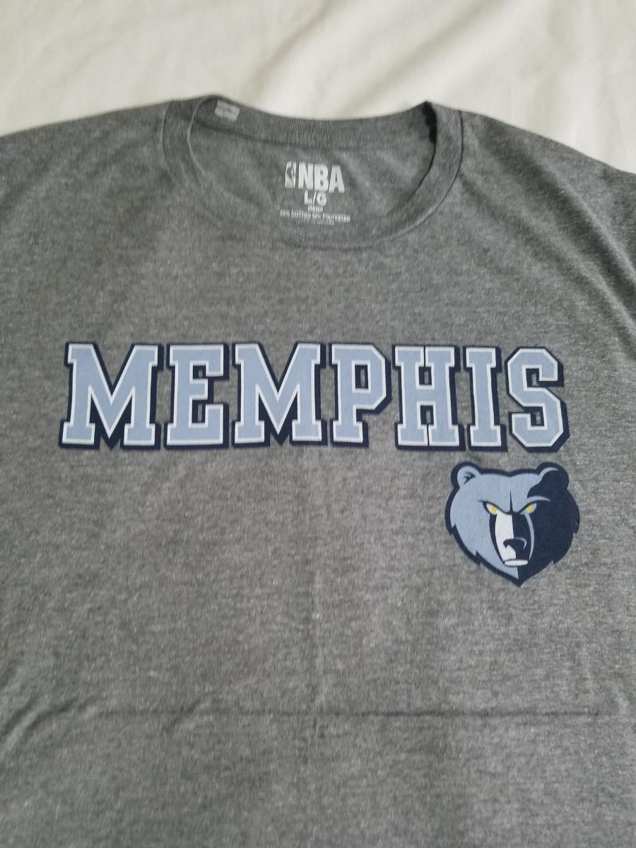 Playera Memphis Grizzlies Nba Oficial Original -   250.00 en Mercado ... 4dc3c54172378