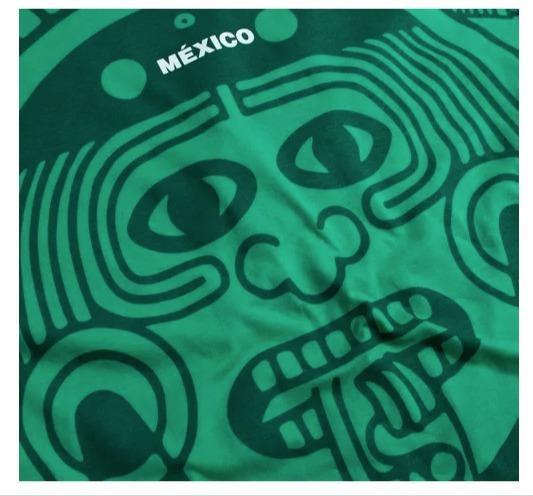 4d88728ce0839 Playera México 98 Máscara De Látex Mundial Francia Jersey -   250.00 ...