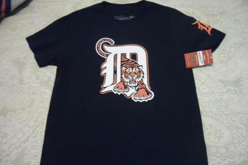 playera mlb detroit tigers vintage envio gratis
