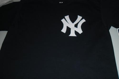 playera mlb new york yankees giancarlo stanton postseason