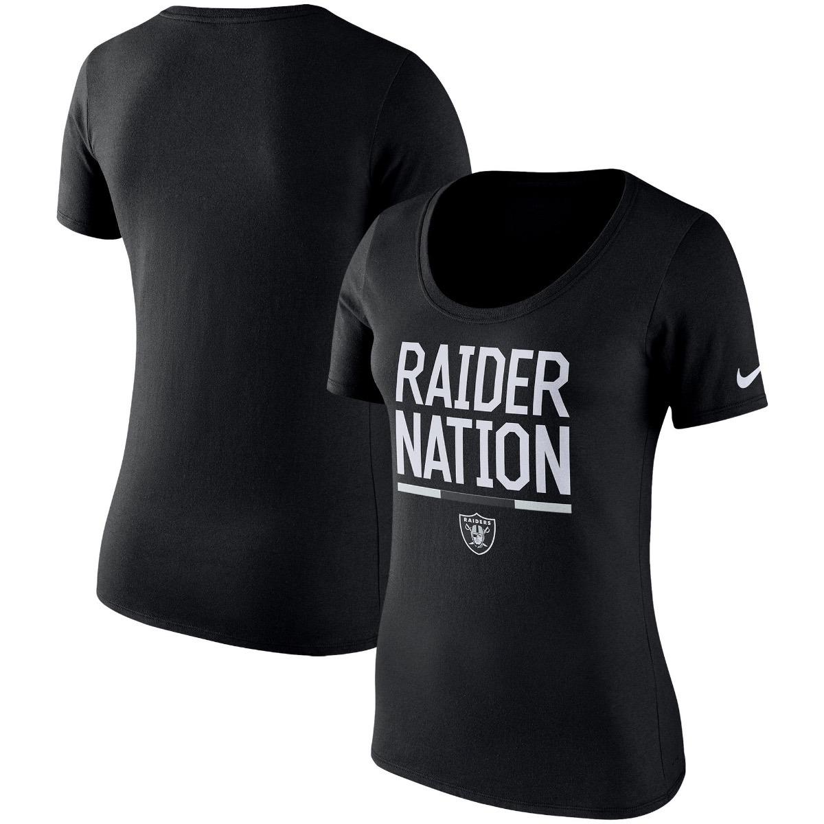 Playera Mujer Nike Nfl Oakland Raiders Carr Lynch -   699.00 en ... 7c508c39650