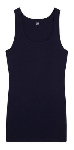 playera mujer sin manga dama camiseta deportiva gap