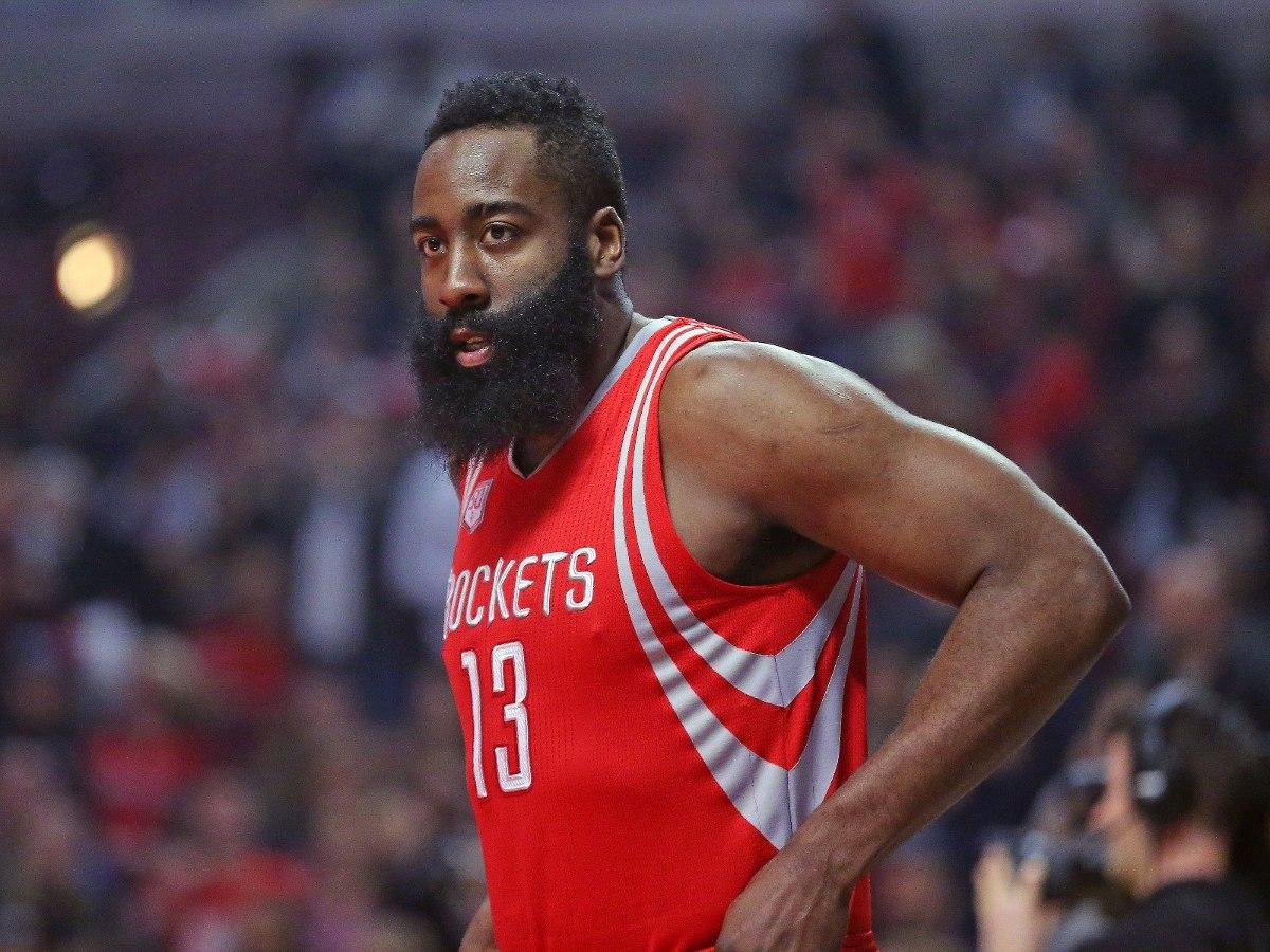 Resultado de imagen para James Harden, Houston Rockets