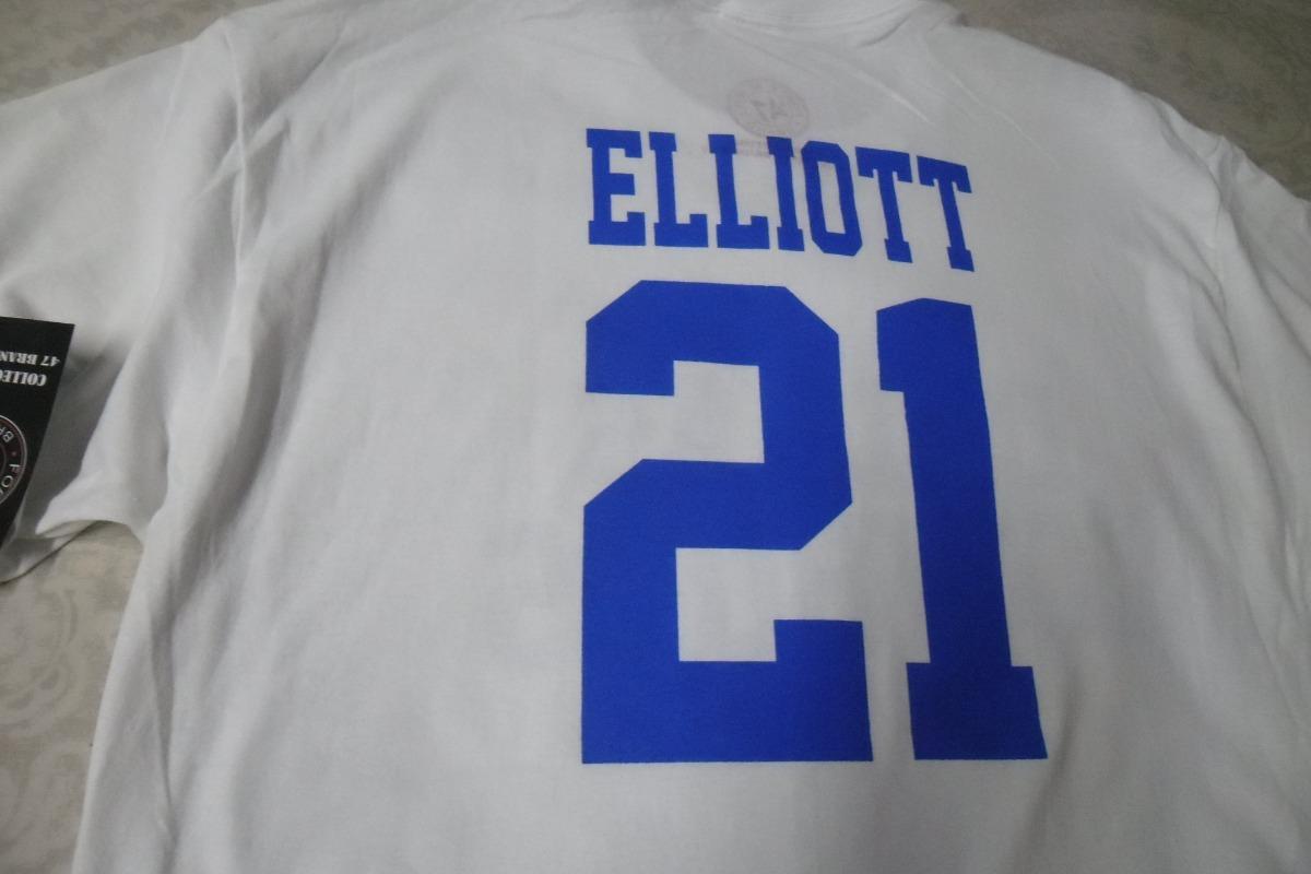 premium selection a5f68 4f10e Playera Nfl Dallas Cowboys Ezekiel Elliott Jersey