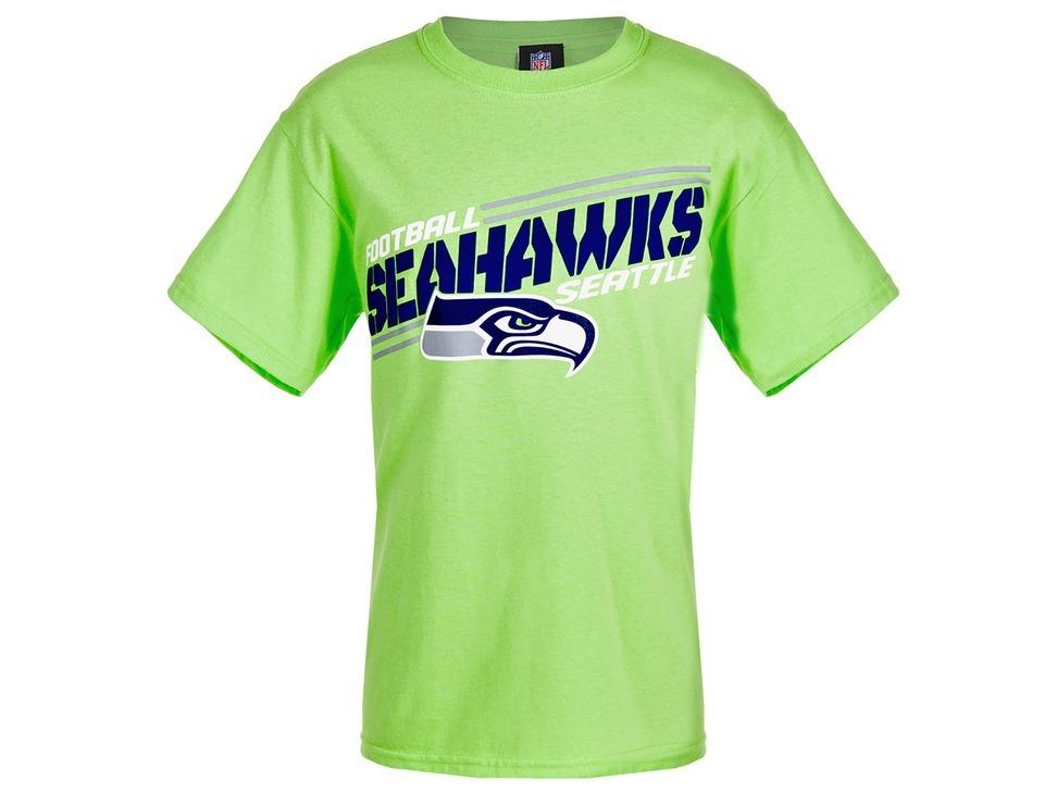 Playera Nfl Seattle Seahawks Para Niño- Talla Xl -   270.00 en ... 364eec16fdb