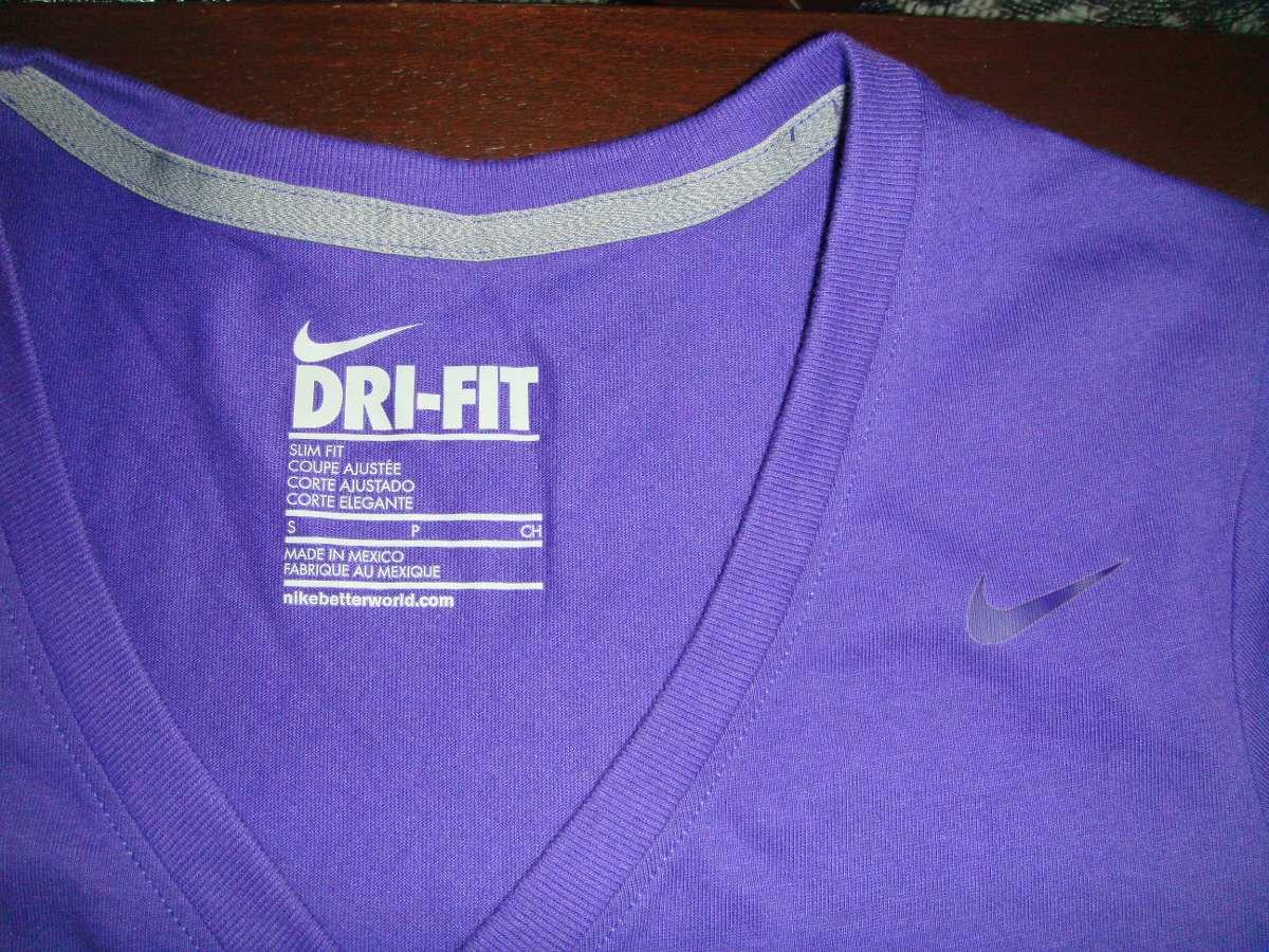 estilo moderno elegante y elegante precio limitado Playera Nike Drifit Dama