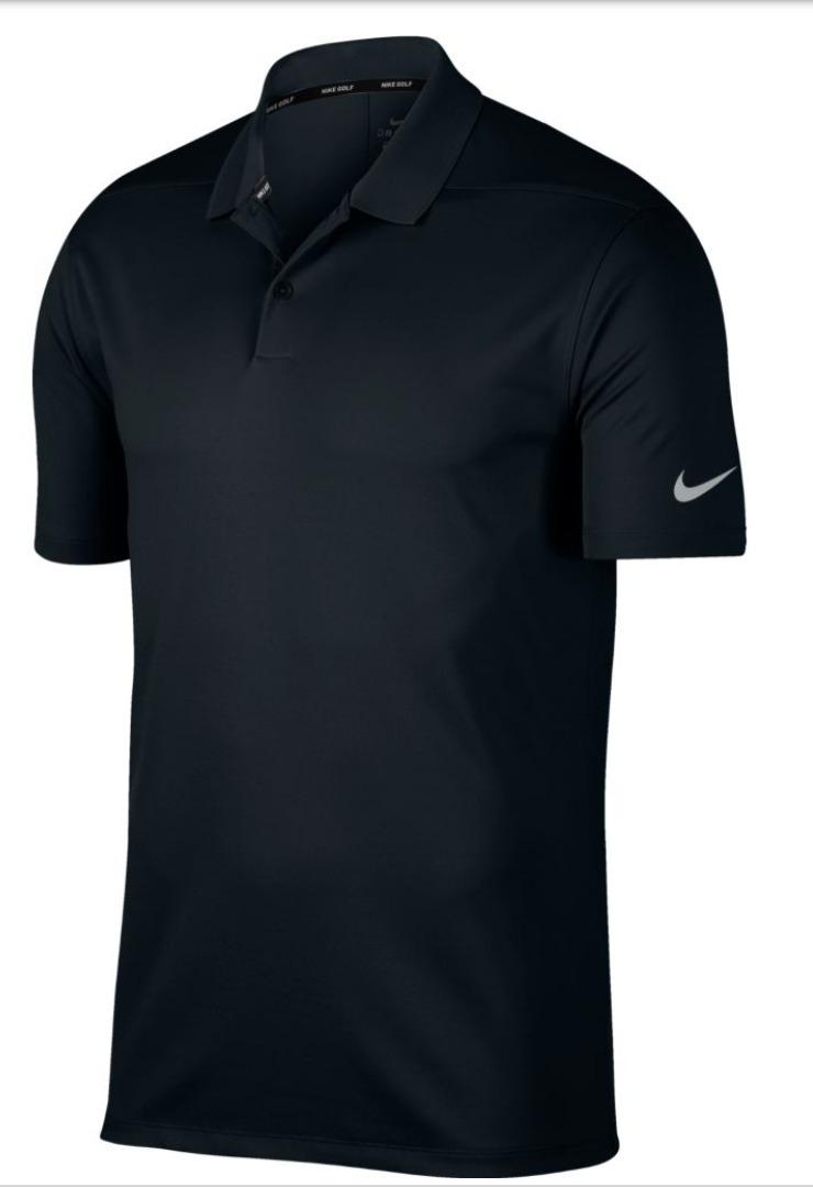 b0573cb1dd2b9 playera nike golf polo victory negra - golf tennis casual. Cargando zoom.