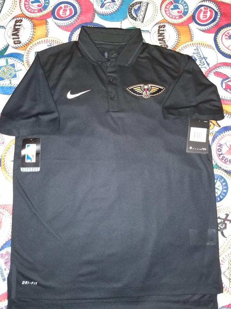 Playera Nike Nba Pelicanos De Nueva Orleans Tipo Polo Mens -   650.00 en Mercado  Libre b123d1e0402e6