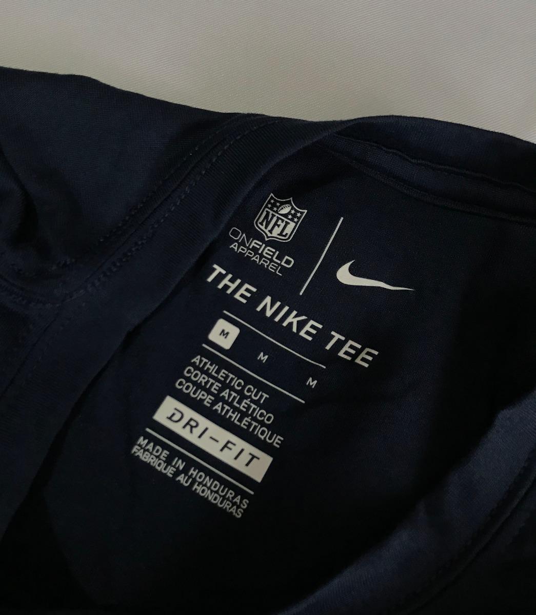 Playera Nike Nfl Patriots Patriotas New England Jersey -   449.00 en ... 0bdb461f267