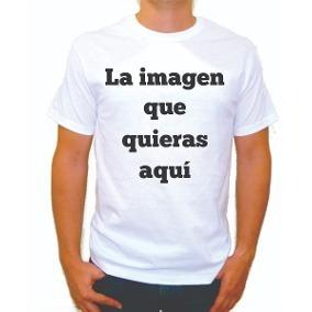 252edbe2f Playera Niño Personalizada Foto Nombre Cumple Años Logo