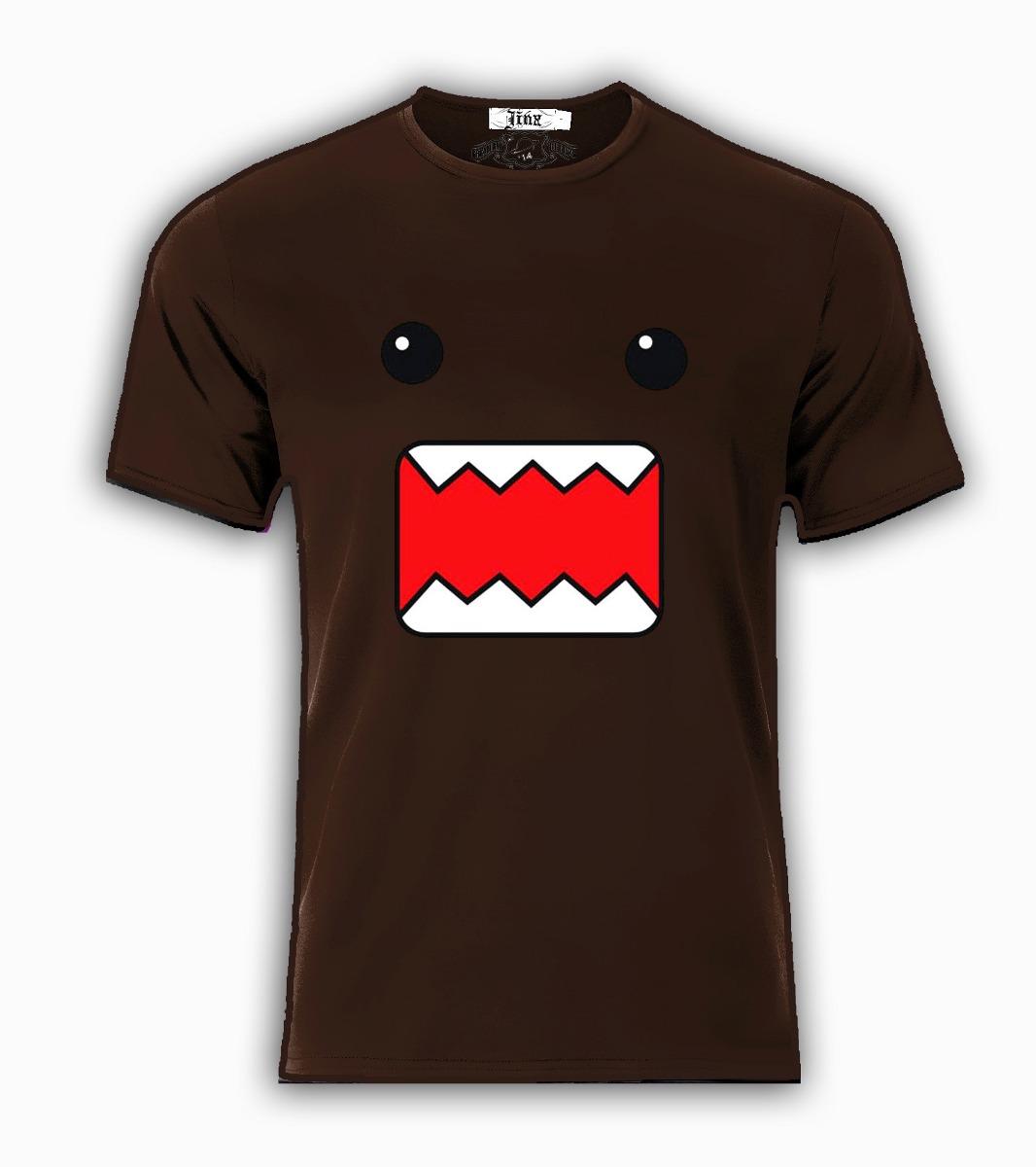 Playera O Camiseta Brown Monster e445cdfcd8588