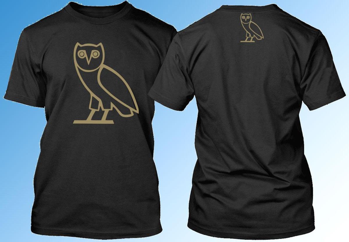 Playera O Camiseta Moda Tendencia Unisex Buho Drake -   189.00 en ... 971153a2aa0f0