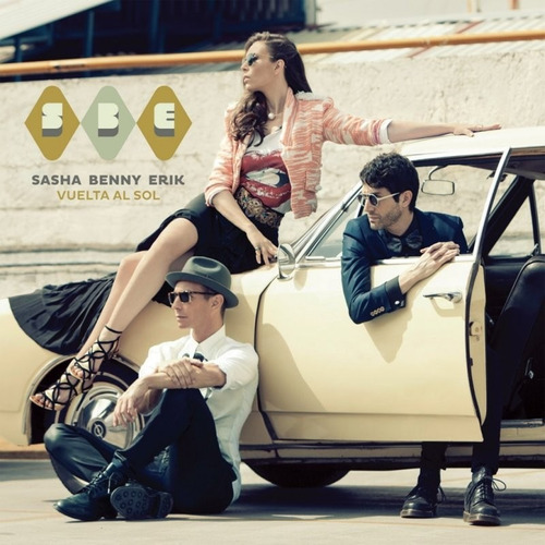 playera oficial sasha + benny + erick