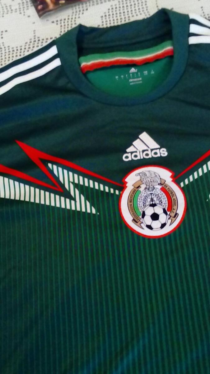 89ca0e4cd7ef1 Playera Original Y Official De Mexico Mundial 2014 -   625.00 en ...