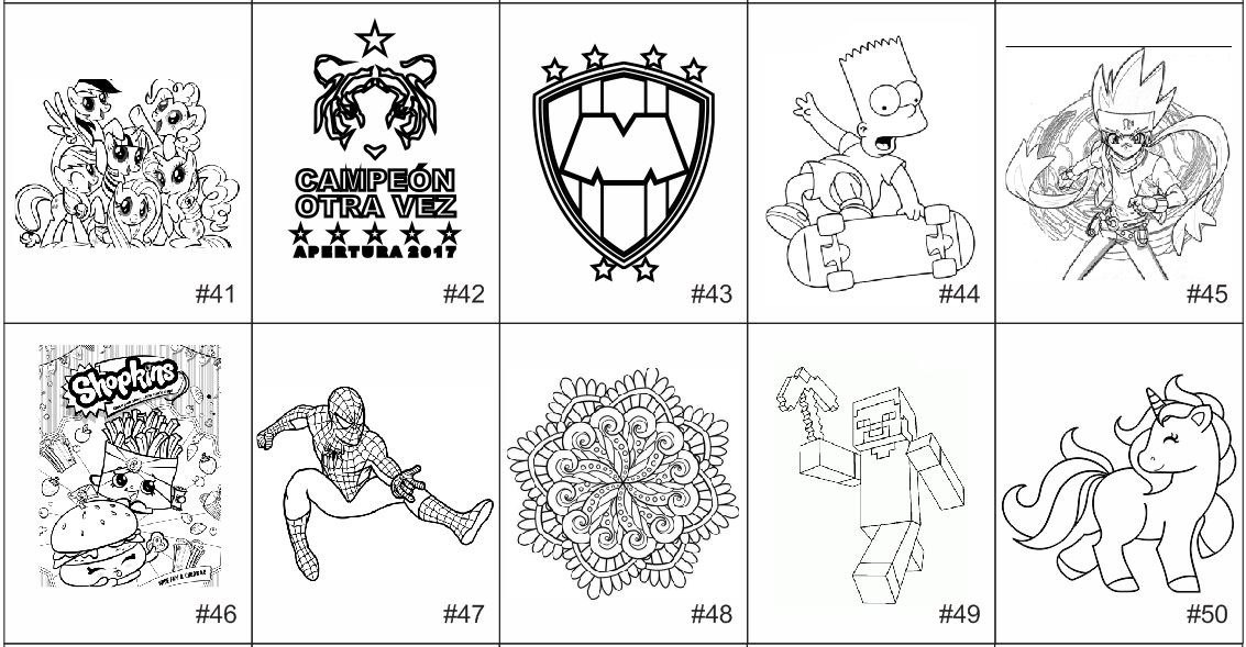 Dorable Marcadores De Halloween Para Colorear Imagen - Dibujos Para ...