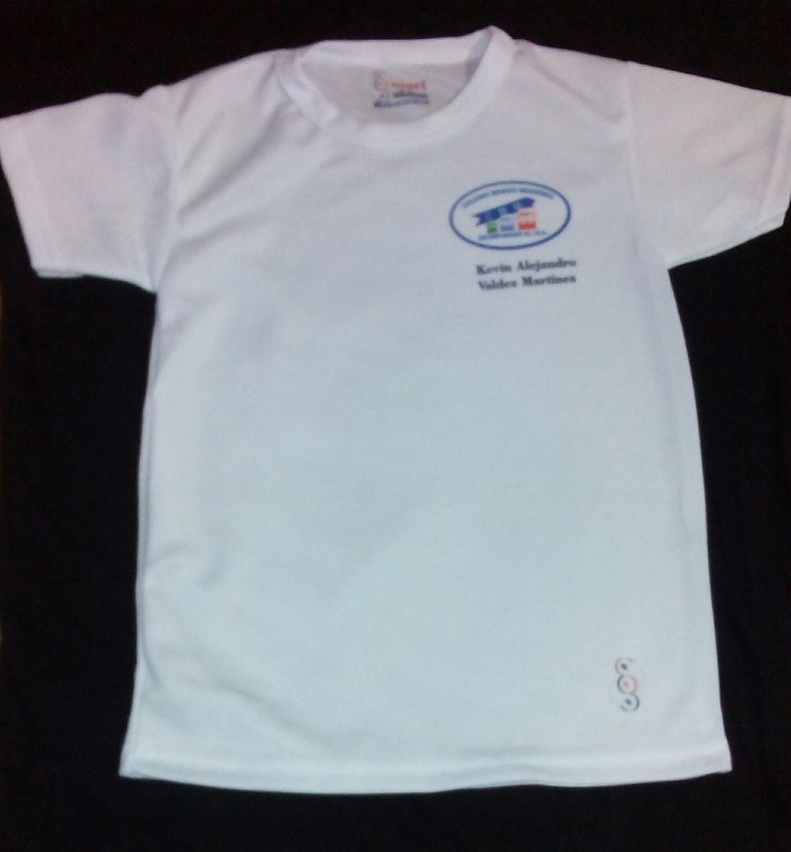 Playera Para Niño Dry Fit Con Diseño Personalizado -   149.00 en ... cca3621f6179a